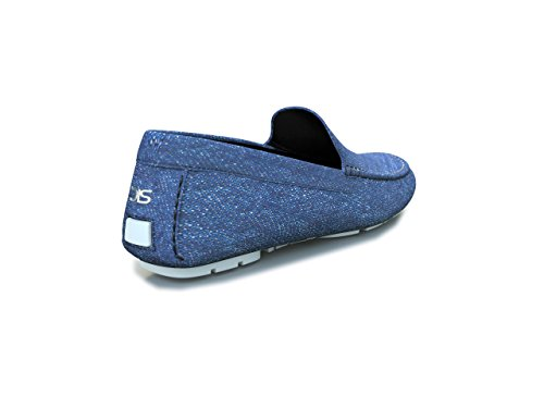 DIS Chaussures Sur Mesure - Mocassin - Homme Denim lumière