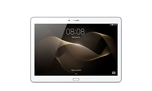 Huawei MediaPad M2 LTE 25,4 cm (10 Zoll) Tablet-PC (ARM  Hisilicon Kirin 930, 3GB RAM, 64GB eMMc , Android) weiß/silber