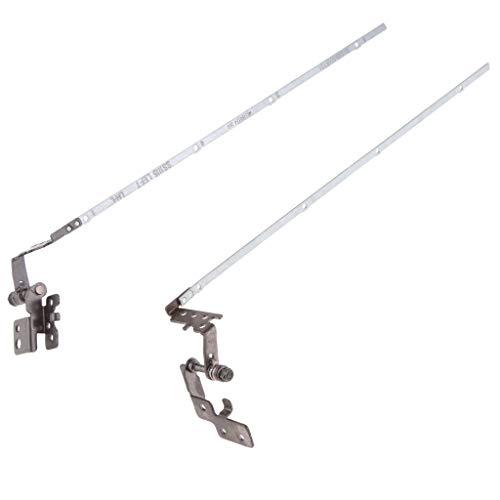 perfk Ersetzen Scharniere Abdeckung Laptop Hinge Links und rechts für HP 4530S 4531S 4535S Laptops -