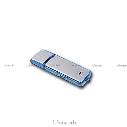 Pen Drive USB 16GB Diktiergerät Mini Audio Voice Recorder Flash Abhörgerät Wanze