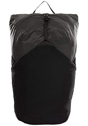 THE NORTH FACE Flyweight Sac à Dos Mixte Adulte, Gris (Asphalt Grey/TNF Black), Taille Uniqu