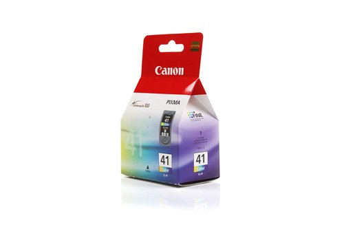 Canon Original 0617B001 / CL-41, für Pixma MX 310 Premium Drucker-Patrone, Cyan, Magenta, Gelb, 308 Seiten, 12 ml - 6320 Pixma