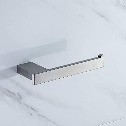 AiHom Toilettenpapierhalter SS304 Edelstahl Klopapierhalter Wandrollenhalter WC-Papierhalter Rollen halter Toilettenpapierrollenhalter