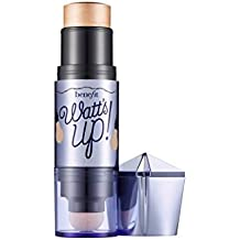 BENEFIT COSMETICS watt's up! soft focus highlighter for face FULL SIZE 9.4 g Net wt. 0.33 oz. BOXED