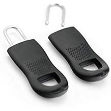 Zipperanhänger Anhänger Reißverschluss Ersatzzipper von Union Knopf