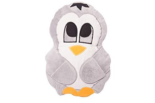 Kissen Pinguinkissen Tierkissen Kinderkissen Kissen für\'s Kinderzimmer Wohnaccessoires Kissen mit Taschen Kuschelkissen