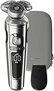 Philips Elektrisk rakapparat Series 9000 Prestige - Ultimat närhet - Kompromisslös hudkomfort - Skonsam även p