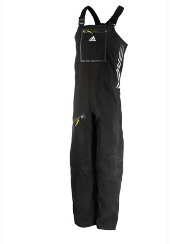 adidas Herren Gore Tex Overall Hose U ASP GTX High Bib, black, S, AS62H0