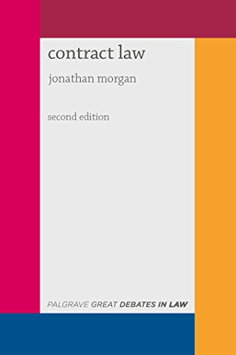 Great Debates in Contract Law (Palgrave Great Debates in Law) (English Edition)