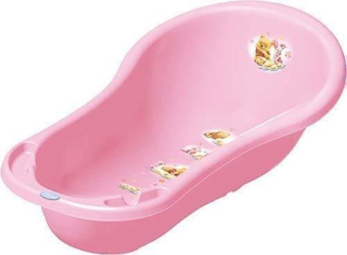 Baby Badewanne XXL Winnie Pooh rosa Babywanne