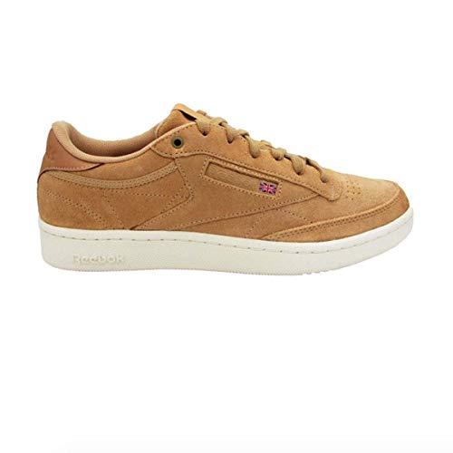 Reebok Herren Club C 85 MCC Sneaker, beige, 45 EU -