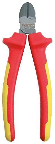 KS-Tools-1171119-Pince-coupante-diagonale-isole-1000-V–poignes-bi-composants-6-Longueur-100-mm