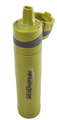 VitalityStraw Filtro acqua Deluxe // Fornisce acqua...