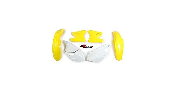 Racetech Kit Plastique Complet Rtech Compatible Suzuki 400 Drz S//S//SM 00-15 OEM Origine