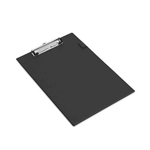 rapesco-a4-standard-clipboard-pvc-black