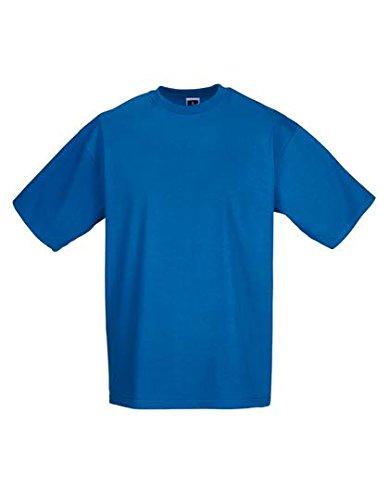 Klassisches T-Shirt Azure Blue