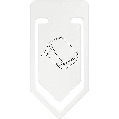 141mm 'Radiergummi' Riesige Plastik Büroklammer (CC00007928)