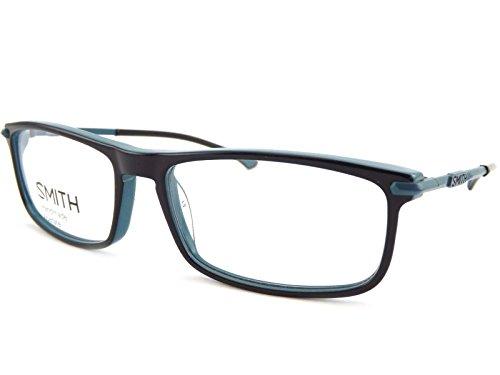 Smith Optics Brillen Für Mann Abram/n GFZ, Black / Green Kunststoffgestell, 57mm