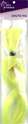 Chute Rigs - Chute Rig 6Oz Chartreuse