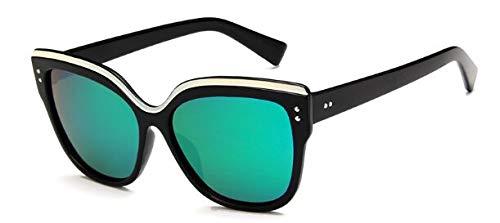 KCJKXC Cat Eye Brillen Schöne Sonnenbrille Frauen Retro Super Star SonnenbrilleMännerSchmetterling Sonnenbrille