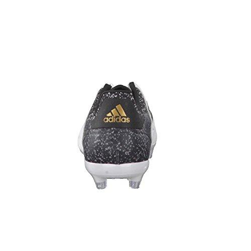 adidas Copa 18.2 FG, Chaussures de Football Homme Weiß (Ftwwht/Cblack/Tagome)