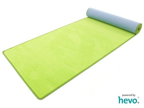 Romeo grün HEVO® Teppichläufer 080x300 cm