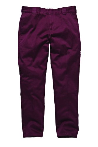 dickies-herren-sporthose-streetwear-male-c-182-gd-pants-rot-maroon-31-34