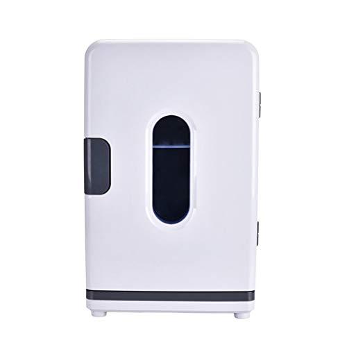 Refrigerador para Autos de 18 litros Hogar, Mini refrigerador, Dormitorio Calefacción y Caja de enfriamiento