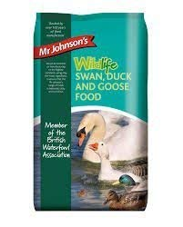 MR JOHNSON - Mr Johnson's Wild Life Swan Duck Food - 750g - EU/UK