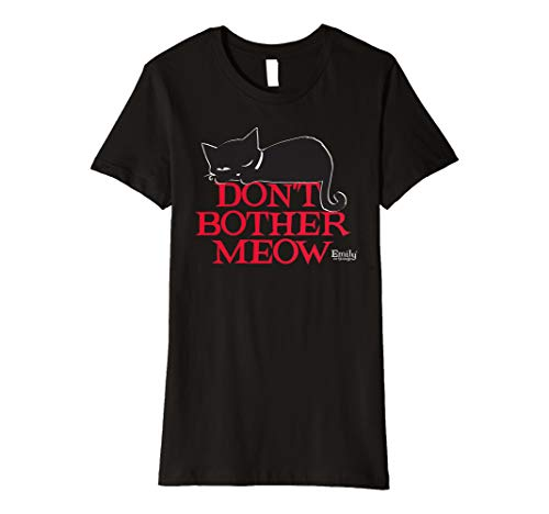Emily The Strange Don't Bother MEow T-Shirt