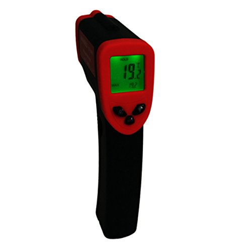 Laser Infrarot Thermometer Digital Bratenthermometer -50°C~500°C
