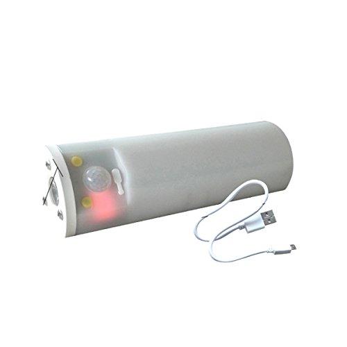 OSALADI Lámpara LED Aplique Pared Lámpara luz Solar