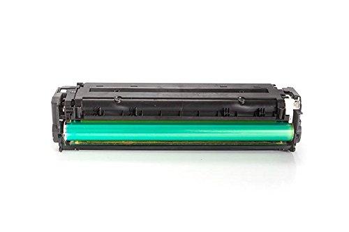 Preisvergleich Produktbild Rebuilt für HP LaserJet Pro CP 1520 Series Toner gelb - CE322A - Für ca. 1300 Seiten (5% Deckung)