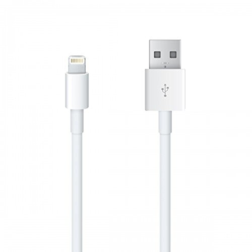Apple MD819ZM/A 6.56 Feet Lightning to USB Cable White