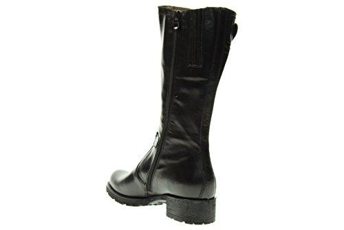 NERO GIARDINI Frau Boot A616463D / 100 Nero