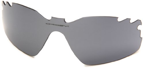 Oakley Replacement Lens Radar Pitch - Black Iridium Vented