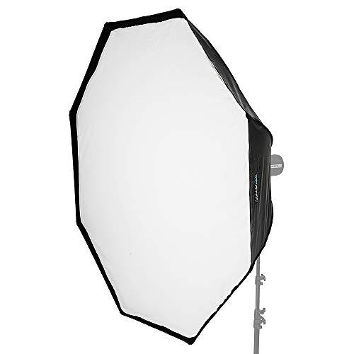 Fotodiox 10SBXNM-M60OTEZ Profi Studio-Lösungen EZ Pro 60 Octagon Softbox mit Speedring Anschluss für Norman Monolight ML600R Pro Monolights
