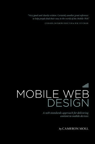 Mobile Web Design by Cameron Moll (2008-01-19)