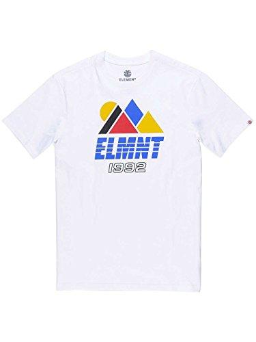 Element Angels T-Shirt Weiß