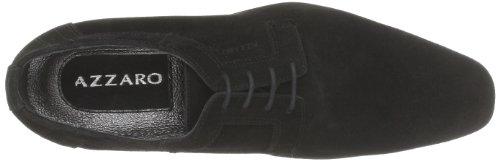 Azzaro Boldi, Chaussures À Lacets Pour Homme Black (schwarz (noir))