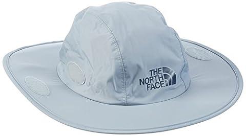 The North Face Dryvent Hiker Beanie Hat - Beige/Dune Beige/Mid Grey, Small/Medium