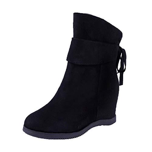 Preisvergleich Produktbild Damen Schuhe, Malloom Mode Elegant Schuhe für Party,  Freizeit Platform Heels Damen Soft Thick High Heel Plateaustiefel Vergrößern in Bootssandaletten Lack Blockabsatz Glitzer