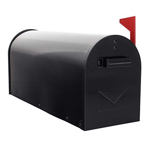 Profirst Mail PM 630 Briefkasten, Amerikanischer Stil aus verzinktem Stahlblech ,pulverbeschichtet ,inklusive Montagematerial