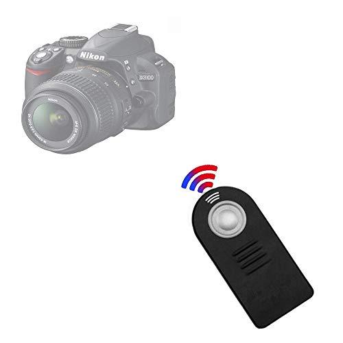 Disparador inalámbrico LXH con control remoto IR para Nikon D5300, D3200, D5100, D7000, D600, D610, P7000, P7100, J1, V1, AW1 D40, D40, D50, D60, D70, D70S, D80, D90, D3 Digital SLRS