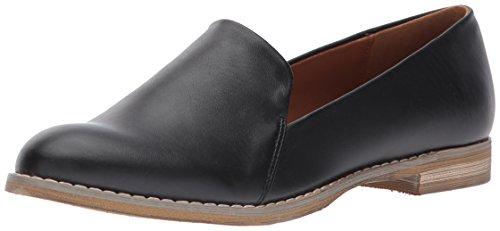 Indigo Rd. Women's Hani Loafer Flat, Black, M US