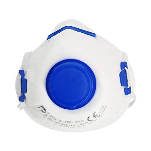 Coronavirus Anti Corona - Máscara facial con ventilación y respirador para BMV FFP2/N95