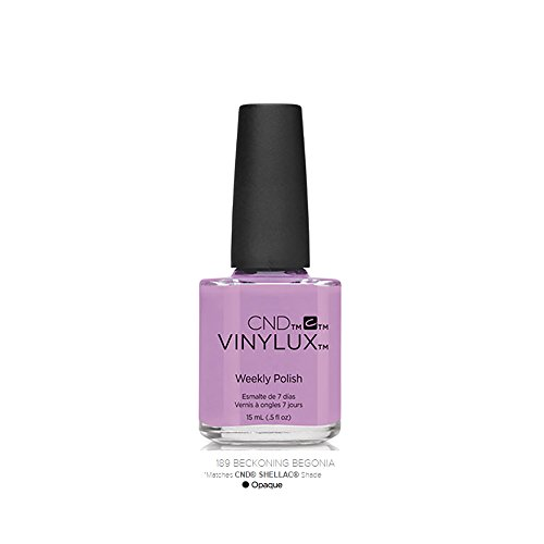 CND Vinylux - Esmalte de uñas UV para 7 días