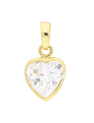 Adelia´s Mit Liebe gefertigt aus: 14 Karat ( 585 ) Gelbgold