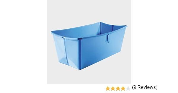 Vasca Da Bagno Stokke : Stokke flexi bath blu: amazon.it: prima infanzia