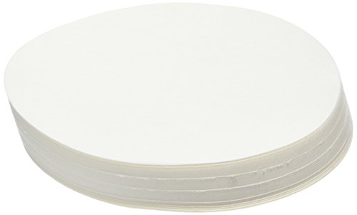 Camlab 1171072 Grade 111 [4] Qualitative Filter Paper, Fast Filtering, 150 mm Diameter (Pack of 100)